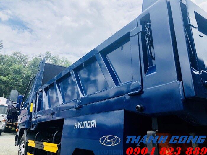 Xe tải Hyundai N250 2.5 Tấn Thùng Ben