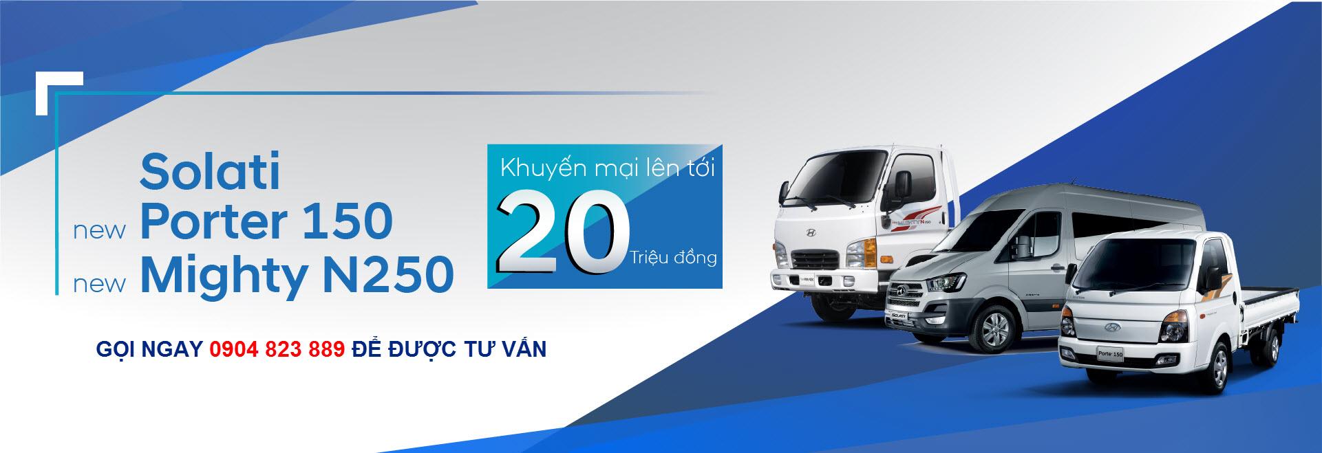 Hyundai Solati 16 chỗ