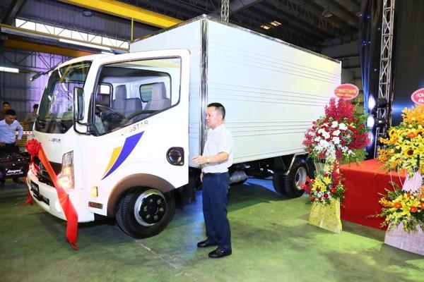 Giới thiệu xe tải Vinamotor Cabstar