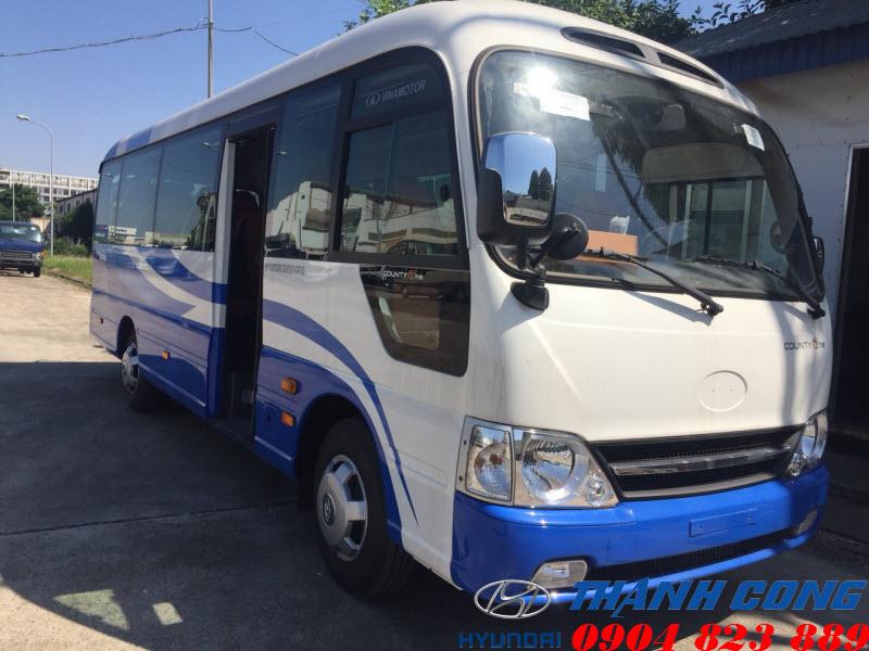 Hyundai County One Đồng Vàng 29 Chỗ
