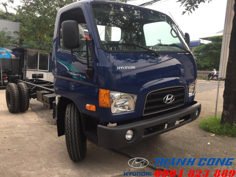 Xe tải Hyundai New Mighty 110SP 7 Tấn