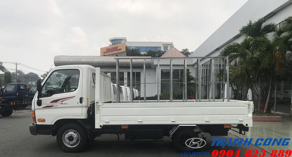 Xe tải chở kính 2.5 Tấn Hyundai N250 Thành Công