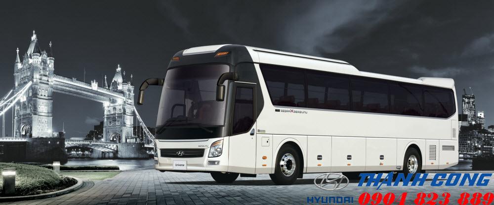 Xe khách 47 chỗ Hyundai Universe Advanced Thành Công