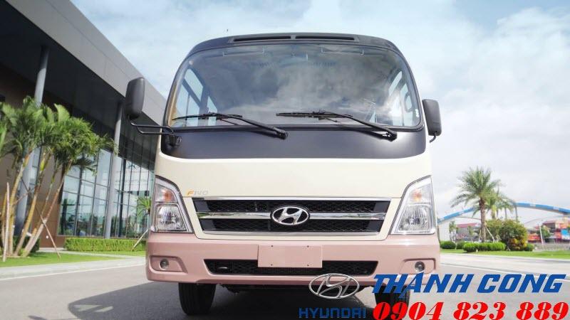Hyundai County Thân Dài 29 Chỗ Thành Công