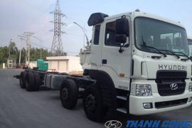 Xe tải nhập khẩu Hyundai HD320 19 Tấn 4 Chân