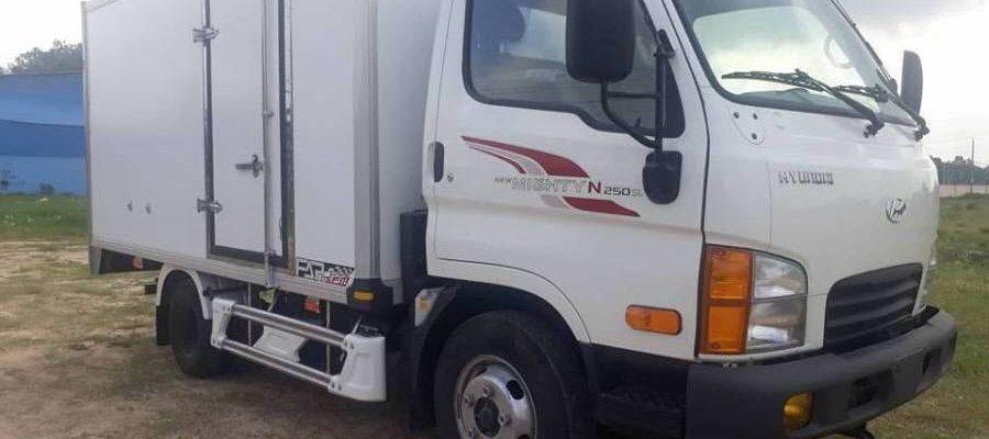 Thông số xe tải Hyundai N250SL Thùng Dài Thành Công