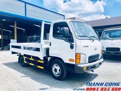 Hyundai N250 Thùng Dài, Xe tải nhẹ vào phố chất lượng