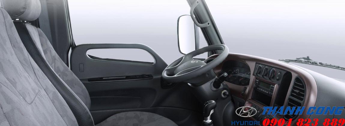 Hyundai N250SL Thùng Dài 4m3
