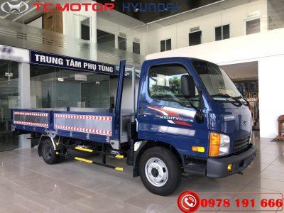 Giá xe tải Hyundai N250SL Thùng Dài 4m3 mới nhất