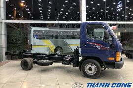 Xe tải Hyundai N250SL Thùng Dài 4m3