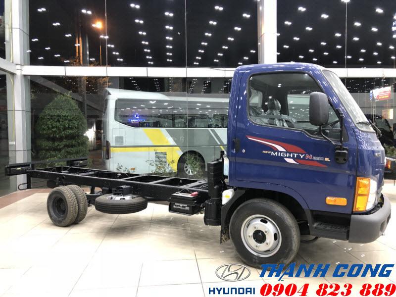 Hyundai N250SL, Xe N250 Thùng Dài hoàn toàn mới