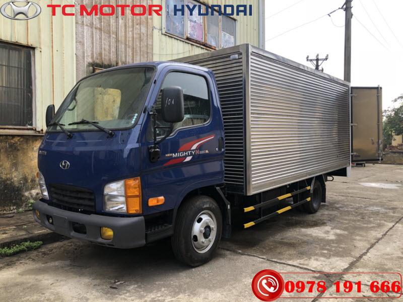 Hyundai N250SL Thúng Kín INOX