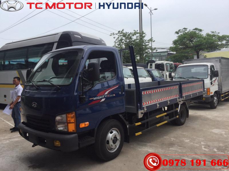 Hyundai N250SL Thúng Lửng
