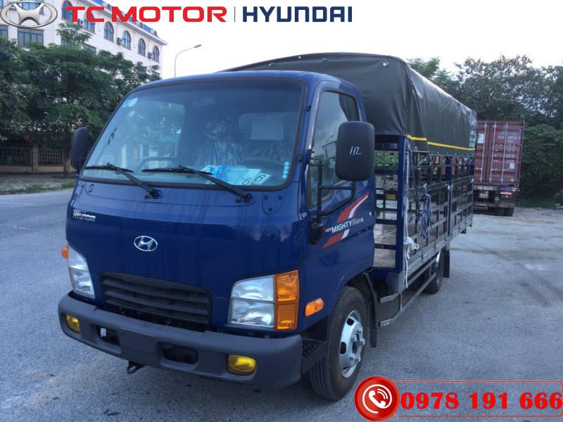 Hyundai N250SL Thúng mui bạt