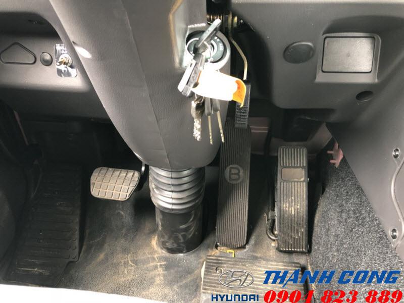 Xe đầu kéo Hyundai HD1000 Nhập Khẩu