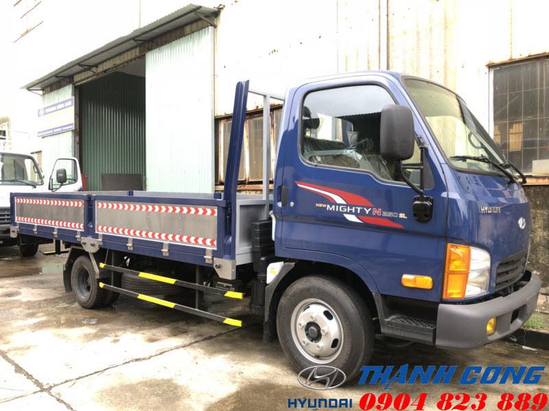 Xe tải Hyundai N250SL Thùng Lửng 2.5 Tấn