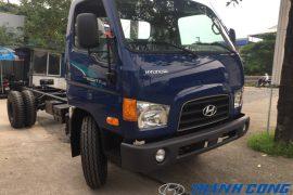 Xe tải Hyundai Mighty 110SL Thùng Dài 5m7