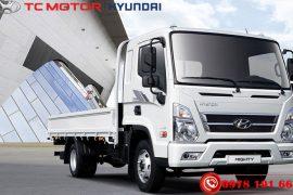 Hyundai Mighty EX6 Thùng Lửng