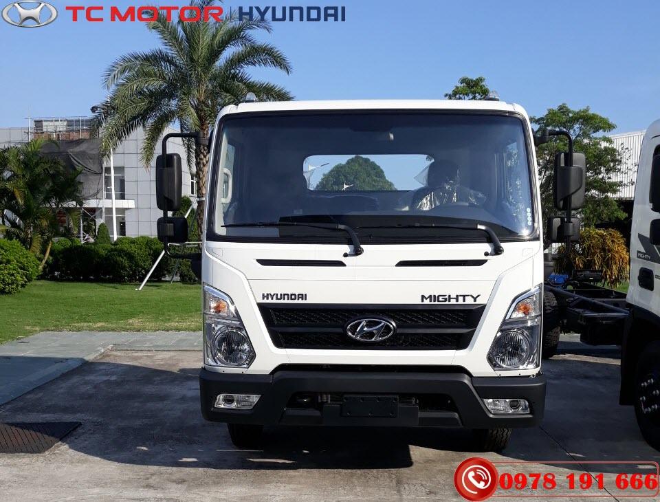 Hyundai Mighty EX6