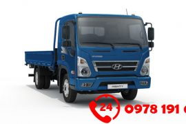 Hyundai Mighty EX8L 8 Tấn