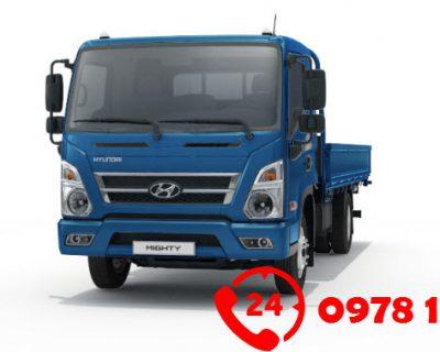 Báo giá xe Hyundai New Mighty EX8L 8 tấn