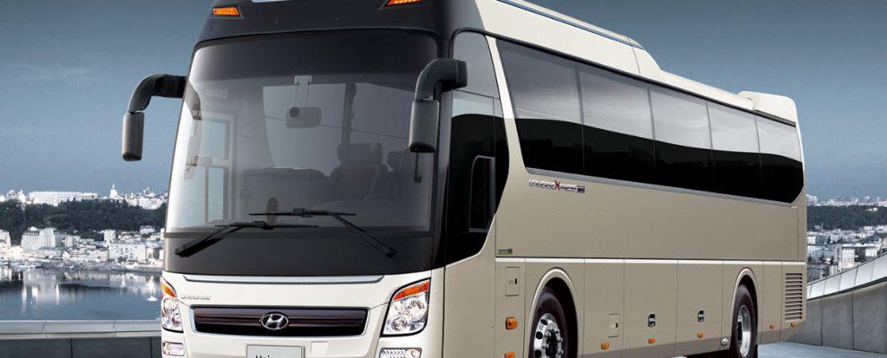 Báo giá xe khách Hyundai Universe 47 chỗ