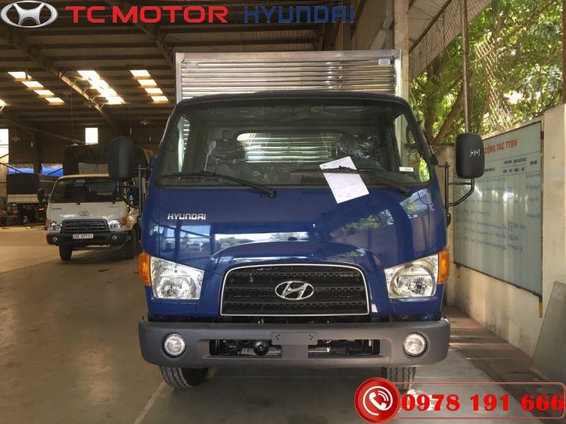 Hyundai 110SL Thùng Kín
