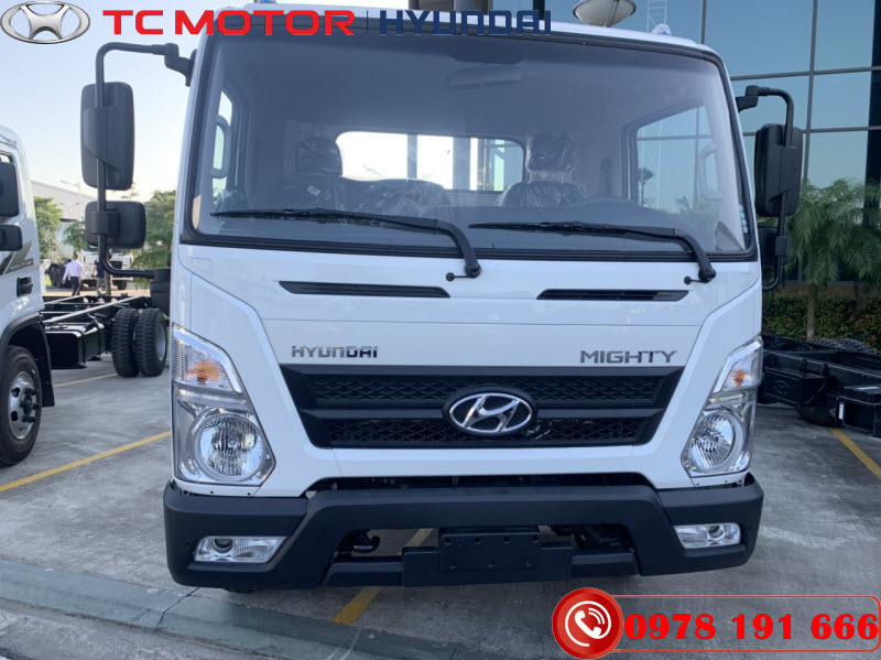 Hyundai New Mighty EX8