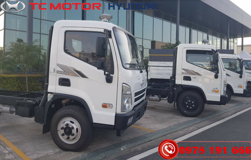 Hyundai New Mighty EX8