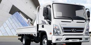 Dòng xe tải Hyundai Mighty EX mới ra mắt có gì nổi bật ?