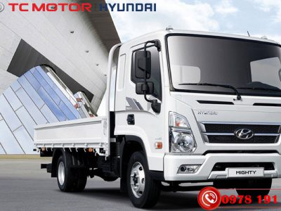 Dòng xe tải Hyundai Mighty EX mới ra mắt có gì nổi bật ?