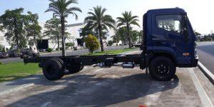 Đại lý xe tải Hyundai EX8 tại Quảng Ninh