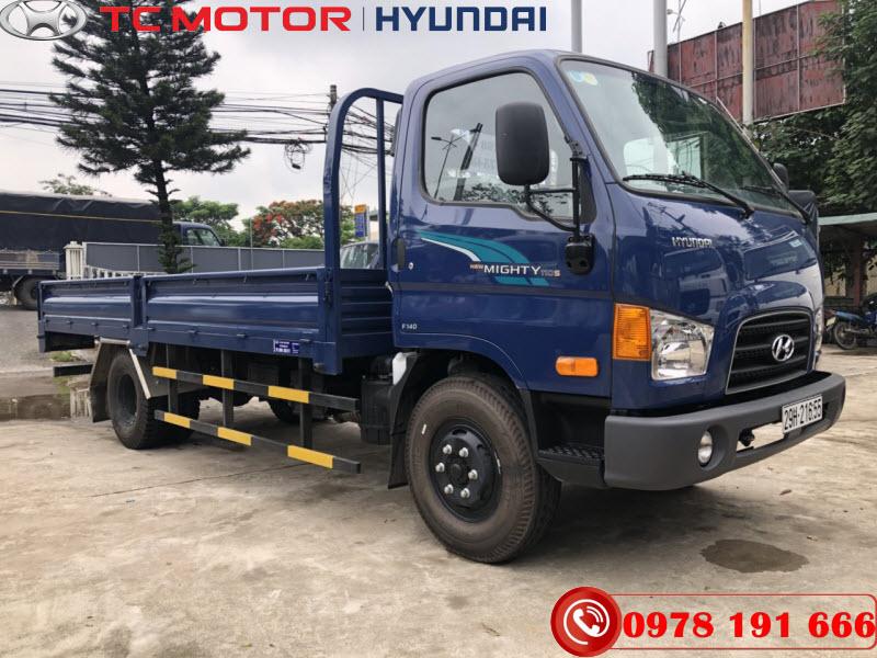 Hyundai 110SL Thùng Lửng