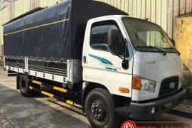 Xe tải Hyundai New Mighty 110SL Thùng Bạt