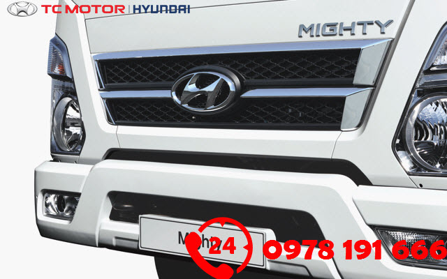 Hyundai New Mighty EX8 GT