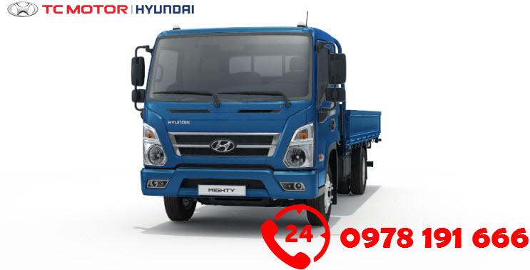 Hyundai New Mighty EX8 GT