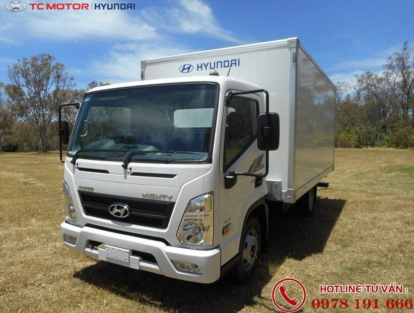 Hyundai EX6 Thùng Kín