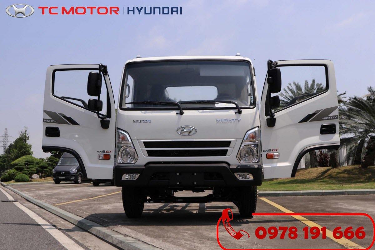 Xe tải Hyundai Mighty EX8 GTS1