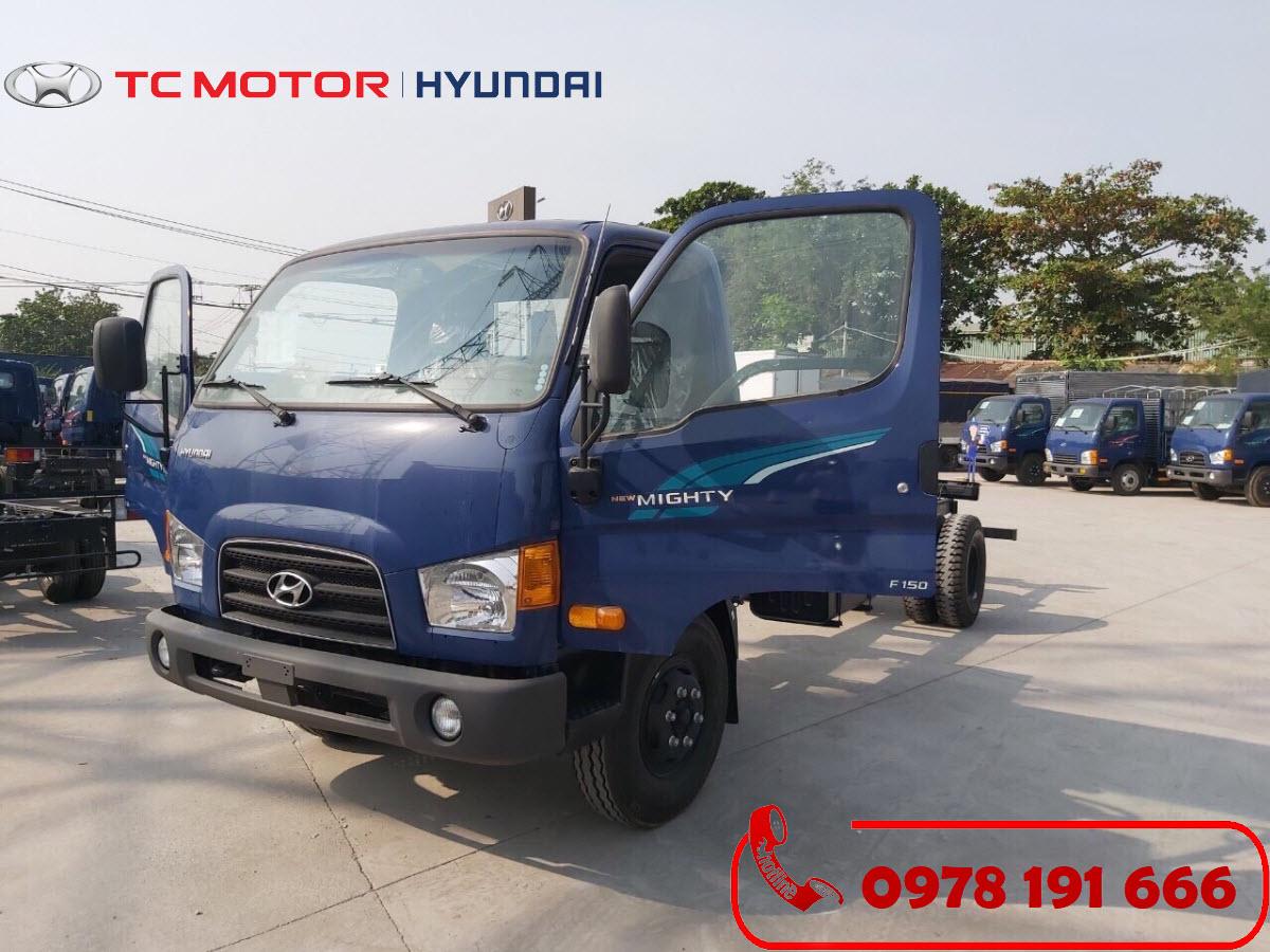 Xe tải Hyundai New Mighty 110XL Thùng Dài 6m2 7 Tấn