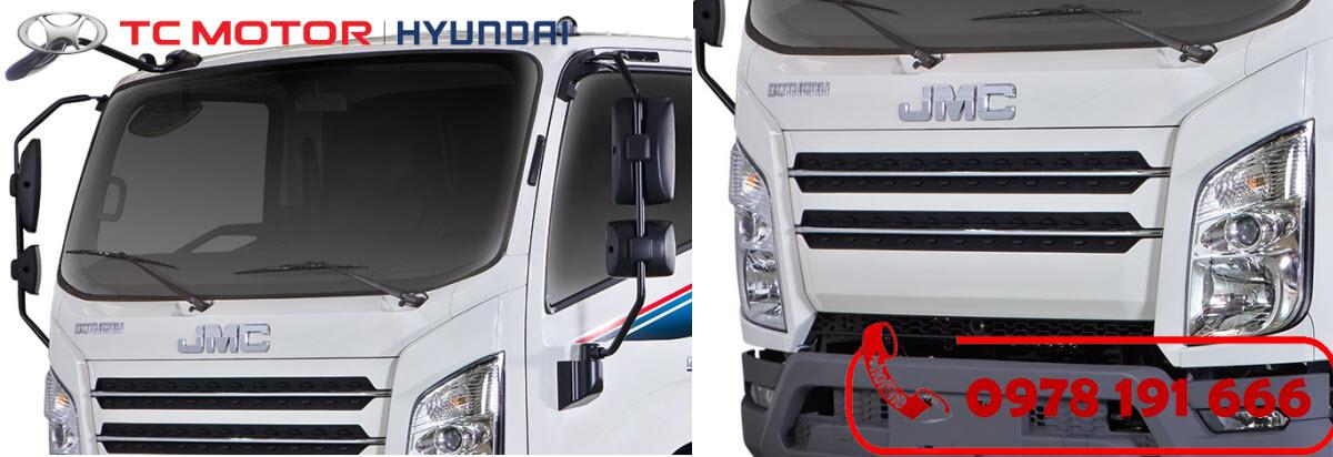 Xe tải IZ650SE Đô Thành 6.5 Tấn