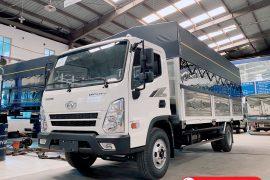 Hyundai Mighty EX8 GTL Thùng Bạt Dài 5.9m Tải Trọng 7.3 Tấn