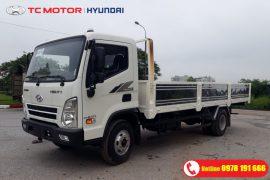 Mighty EX8 GTL Thùng Lửng | Xe Tải Hyundai EX8 7.5 Tấn